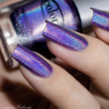 Color Club Eternal Beauty Swatch by Lizana Nails