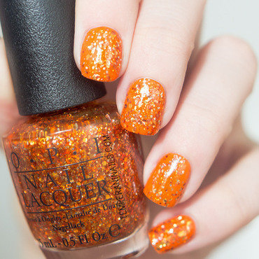 OPI Orange You Fantastic! Swatch by Temperani Nails