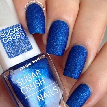 Isadora Pool Crush Swatch by Giovanna - GioNails