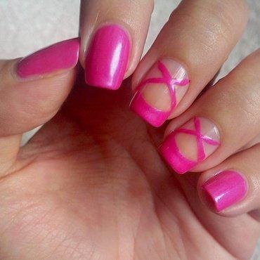Ballerina nail art by Judy Ann Chio