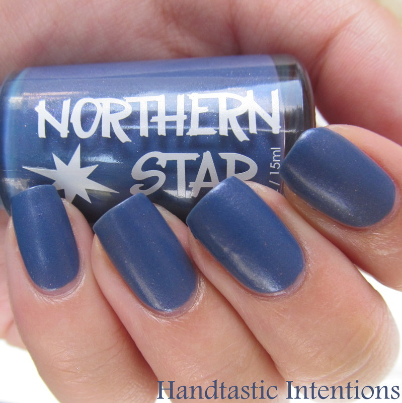 Northern Star Night Swimming Swatch by Andrea