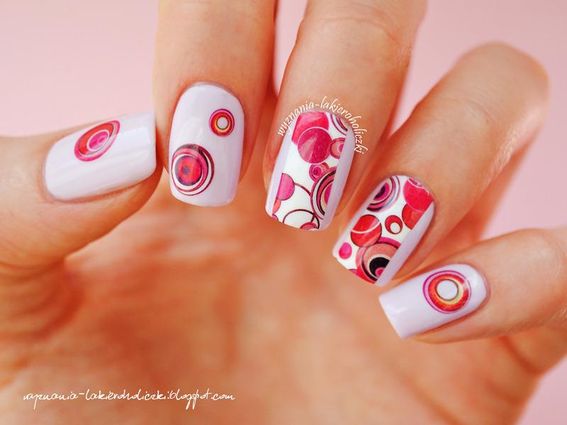 Bubble madness nail art by Olaa