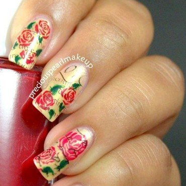 Promise Day Nails nail art by Pearl P.