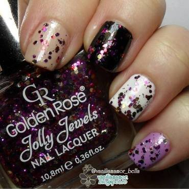 Golden Rose Jolly jewels 120 Swatch by Isabella