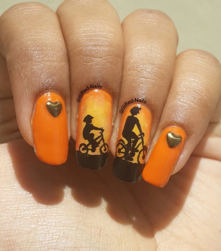 father\'s day nails nail art by Gifted_nails - Nailpolis: Museum of ...