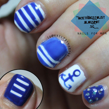 Anchor nail art 1 thumb370f