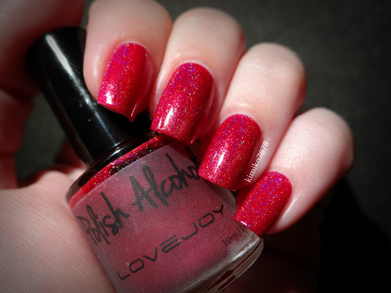 Polish Alcoholic Lovejoy Swatch by Kim