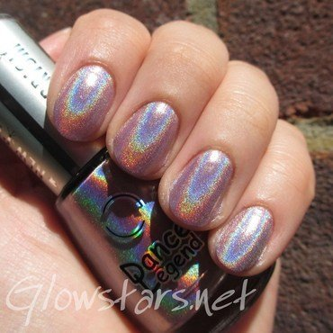 Dance Legend Spectrum Swatch by Vic 'Glowstars' Pires